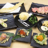 定番から変わり種まで揚げたて天ぷら豊富にご用意しております!