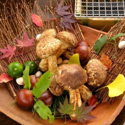 「花壇」で味わう旬の懐石料理