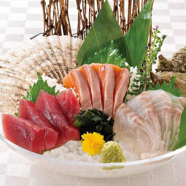 完全個室・海鮮旬魚 はなの舞 神田西口駅前店 メニューの画像