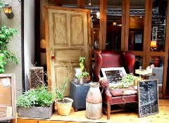 marimba cafe