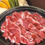 特選ラム肉ジンギスカン<120分食べ放題>