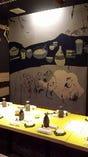 旬の魚とお酒が楽しめる完全個室