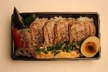 Coo渾身 【肉三昧・直火焼き弁当】ぜひご賞味ください。
