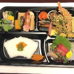 季節の弁当 1600円