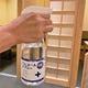 新型コロナウイルス感染予防の為、アルコール消毒を徹底