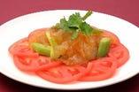 海月(クラゲ)の冷菜 (特製酢の物)