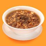 麻婆(マーボー)麺