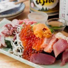 FUNEYA新名物 のっけ寿司