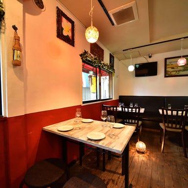 屋台酒場 チャオサイゴン バリバール  店内の画像