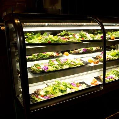 サムギョプサルと野菜 いふう 銀座マロニエゲート1店 こだわりの画像