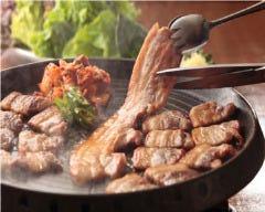 サムギョプサルと野菜 いふう 銀座マロニエゲート1店イメージ