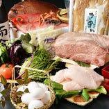 お野菜は鈴鹿市の近藤ファームさんから直送の採れたてを使用!