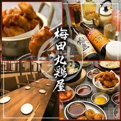 韓流料理 梅田 丸鶏屋