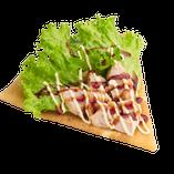照り焼きチキンサラダ