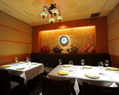 トルコ料理 SARAY-サライ- 赤坂店  店内の画像