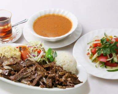 トルコ料理 SARAY-サライ- 赤坂店  メニューの画像