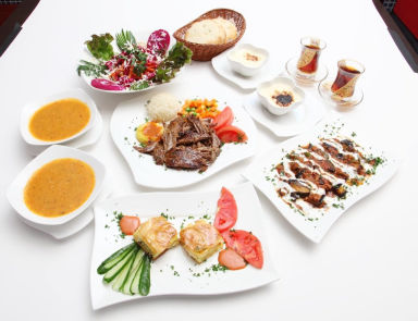 トルコ料理 SARAY-サライ- 赤坂店  コースの画像