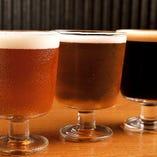タップマルシェ導入なのだ~!4種のクラフトビールが楽しめます