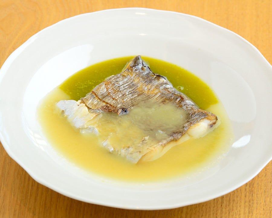フレンチの技と日本料理の融合