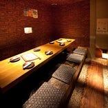 【~10名様】リラックスムードのテーブル個室