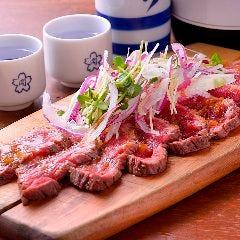 桜肉寿司 馬肉酒場 馬喰ろう 栄店