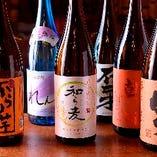 【馬肉と好相性】 名古屋の方が好きそうな焼酎をラインナップ