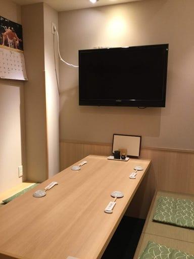 銀座 玄海鮨  店内の画像