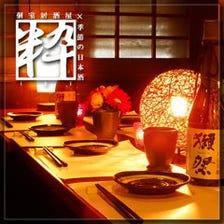 【蒲田駅徒歩30秒】2名様から100名様までの個室での宴会は当店で