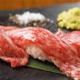 炙り肉寿司【三重県】