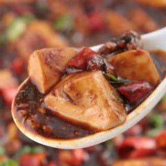 麻婆豆腐[黒]