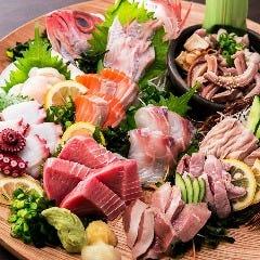 鮮度の極み 魚もつ 武蔵小杉