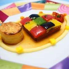 宮崎県産の食材を始めとする旬の食材