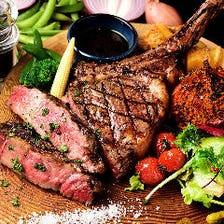 完全個室で楽しむ熟成肉ステーキ