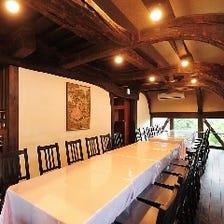 ◆ご法事やママ友ランチでの会食に♪お手軽に洋食をご堪能ください!『森の薫りコース』<全6品>