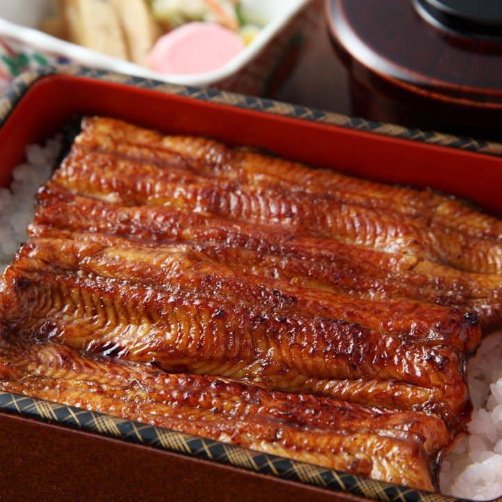 活鰻本来の味を伝統の江戸前手法で