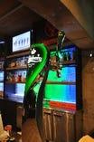 生ビールはデンマーク産の「カールスバーグ樽生」口当たりのいい生ビールで大人気!!飲み放題にもあります◎