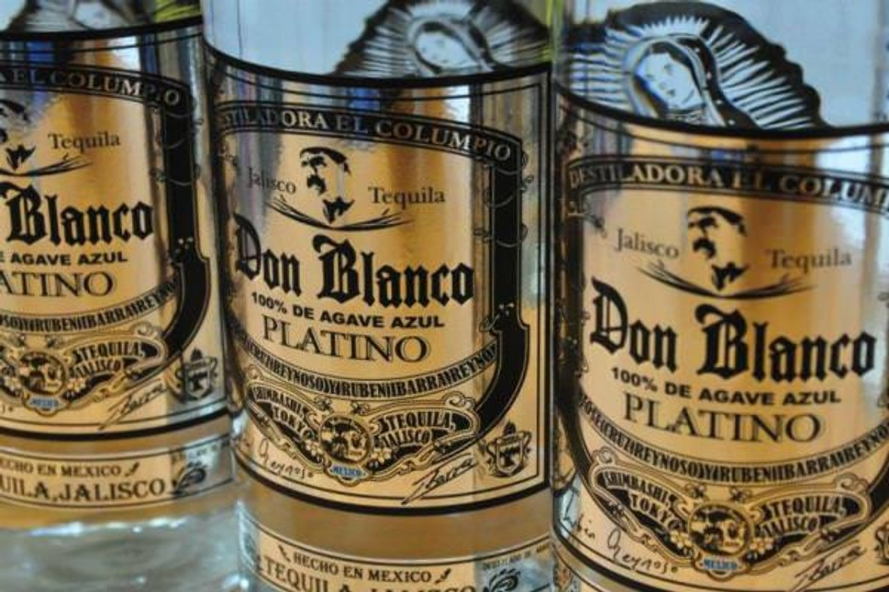 アガベ100%の自家製蒸留酒
