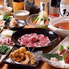 桜肉料理 焼馬 古閑(こが)個室 錦