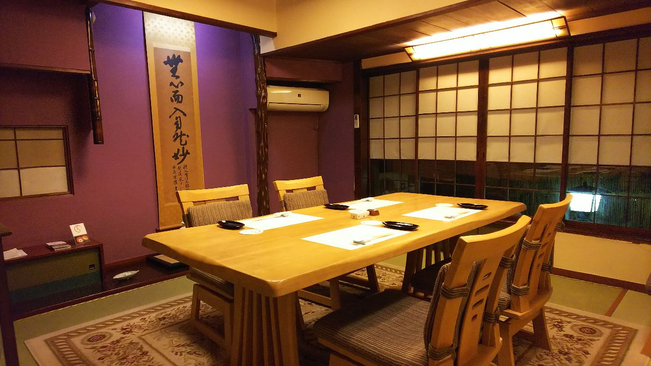 Korakutei Yotsuya Ryotei Traditional Japanese High Class Dining Gurunavi Restaurant Guide