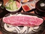 神戸牛極上イチボステーキランチ(売り切れ必至の商品です・予約をお勧めします)