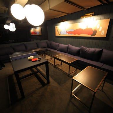 ビストロ酒場 T4 KITCHEN 渋谷店  店内の画像