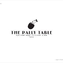 个室 贷切 The Rally Table 涩谷