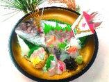 お祝い 追加料理 祝鯛姿造り