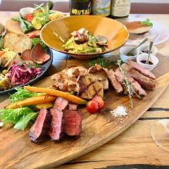 ワイン食堂 野菜とグリル