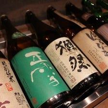 こだわりの日本酒!「隠し酒」あり♪