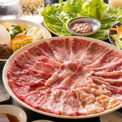焼肉ガーデン びっくぼす 森崎本店
