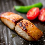 自家製天然鮮魚の味噌漬け