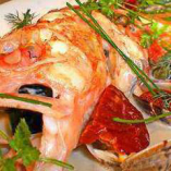 厳選鮮魚の本日のアクアパッツァ