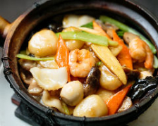 人気!絶品!香港の土鍋料理