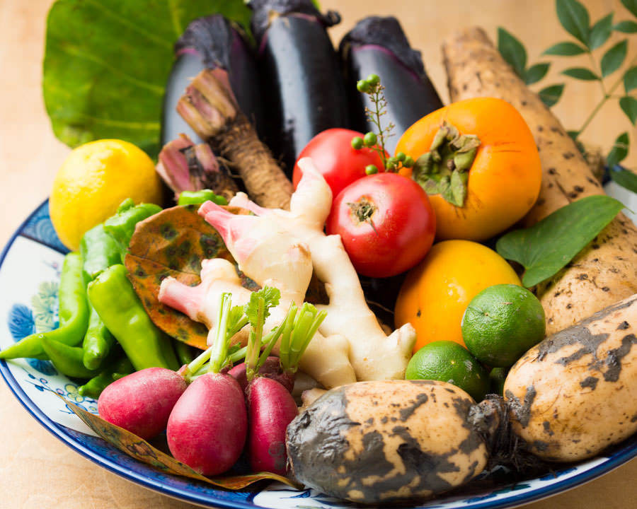 九州・博多の料理と食材